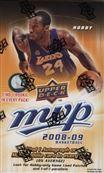 NBA 2008-09 Upper Deck MVP