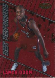 345fc19acb1c 1999-00 Bowman s Best  98 Lamar Odom