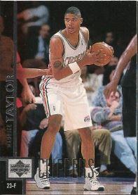 1997-98 Upper Deck #239 Maurice Taylor