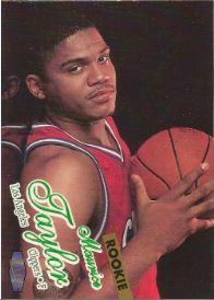 1997-98 Fleer Ultra #144 Maurice Taylor
