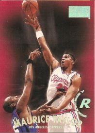 1997-98 Skybox Premium #143 Maurice Taylor