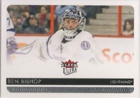 2014-15 Fleer Ultra #172 Ben Bishop