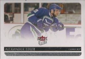 2014-15 Fleer Ultra #184 Alexander Edler