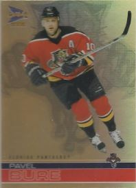 2001-02 Pacific Prism Gold McDonald's #18 Pavel Bure
