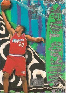 1997-98 Skybox Premium Next Game #13 NG Maurice Taylor
