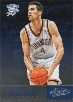 2012-13 Absolute 060 Nick Collison
