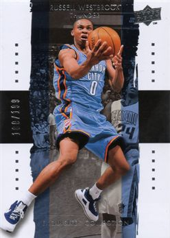 f81c0a81967b83 2009-10 Exquisite Collection 40 Russell Westbrook