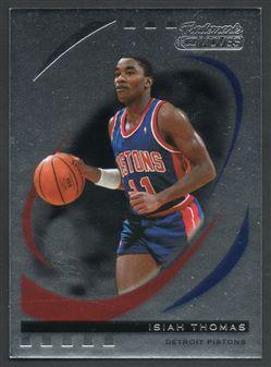 2006-07 Topps Trademark Moves Foil 85 Isiah Thomas $2.50