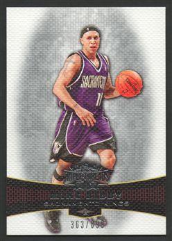 2006-07 Topps Triple Threads 48 Mike Bibby $2.50