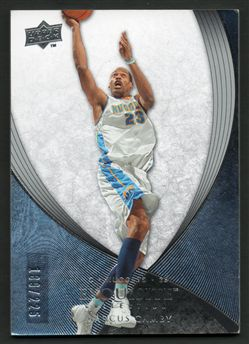 2007-08 Exquisite Collection 36 Marcus Camby $5.00