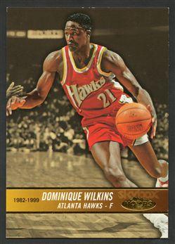 2004-05 Hoops 175 Dominique Wilkins HH $8.00