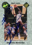 1991 Classic Autographs