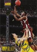 1994 Signature Rookies Tetrad Signatures