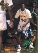 1995 Signature Rookies Draft Day Swat Team Signatures