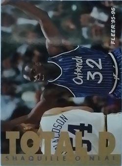 1995-96 FLEER EUROPEAN TD #204