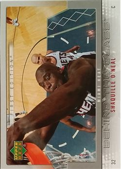 2007-08 UPPER DECK FIRST EDITION BEHIND THE GLASS #BGSO