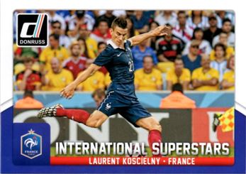 2015 Donruss International Superstars #24 Laurent Koscielny