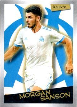 2017-18 Panini FOOT Ligue 1 Stickers #232 Morgan Sanson