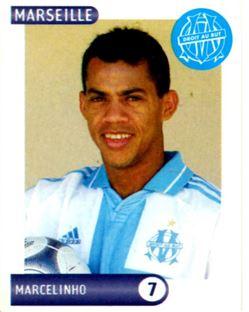 2000-01 Panini FOOT Ligue 1 Stickers #152 Marcelinho