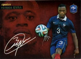 2015 Panini #Tousensemble Road to France 2016 #174 Patrice Evra