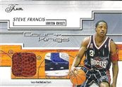 Steve Francis ( Rockets only )
