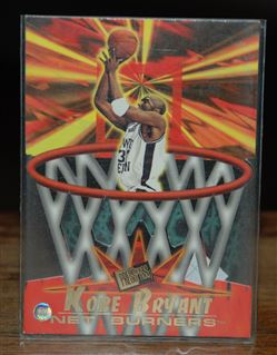 1996 Press Pass Net Burners #44 Kobe Bryant