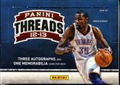 2012-13 PANINI THREADS