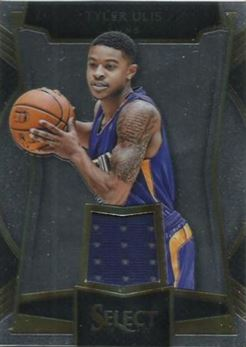 2016-17 Select Rookie Swatches #35 Tyler Ulis