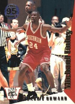 1995 Collect-A-Card #57 Michael Finley