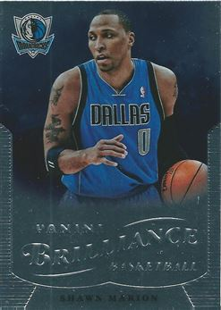 2012-13 Panini Brilliance #53 Shawn Marion