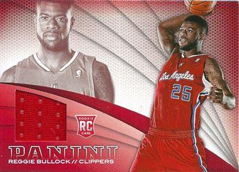 2013-14 Panini Rookie Jerseys #31 Reggie Bullock (Clippers)
