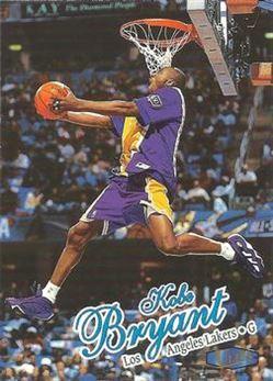 1997-98 Ultra #1 Kobe Bryant
