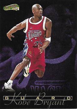 1996-97 Score Board All Sport PPF #185 Kobe Bryant