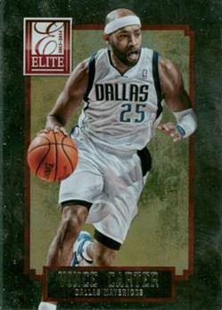 2013-14 Elite #36 Vince Carter