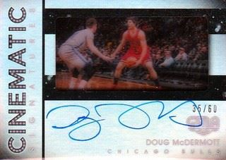 Doug McDermott 15/16 Panini Gala Cinematic Signatures CS-DMD (35/60)