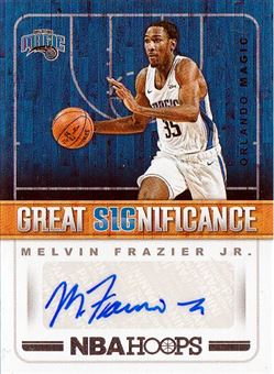 Melvin Frazier Jr 2018-19 Hoops Great Significance GS-MF