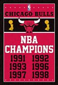 MY CHICAGO BULLS COLLECTION