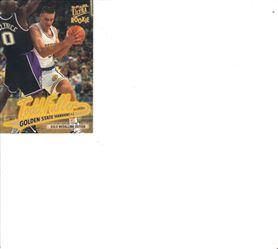 1996-97 Ultra Gold Medallion #G185 Todd Fuller