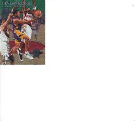 1999-00 Metal Emeralds #174 Devean George