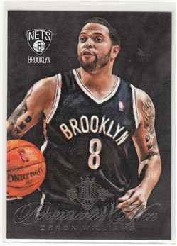 Court Kings 13/14 Renaissance Men #18 Deron Williams