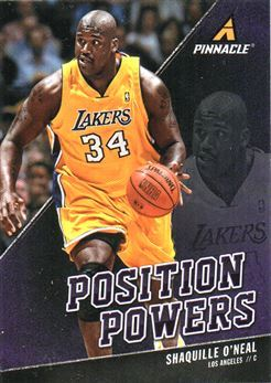 2013-14 Pinnacle Position Powers #17 Shaquille O'Neal