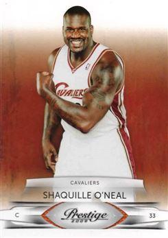 2009-10 Prestige #20 Shaquille O'Neal