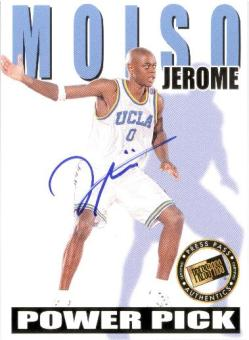 2000 Press Pass Power Pick Autographs #5 Jerome Moiso