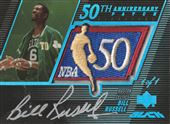 2007-08 UD Black 50th Anniversary Autographs