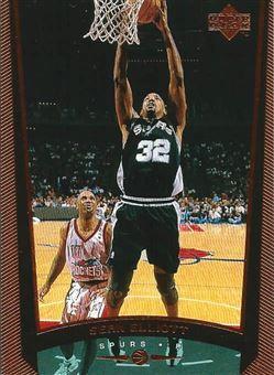 1998-99 Upper Deck Bronze #185 Sean Elliott