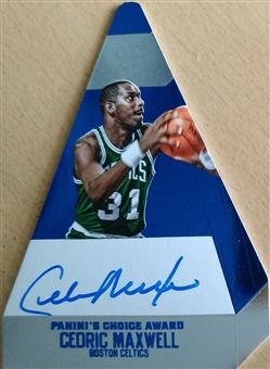 MAXWELL Cedric 2013-14 Panini Preferred Blue # 34 (celtics)