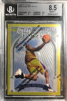 1996-97 Finest #269 Kobe Bryant G