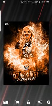 Alexa Bliss Color Surge Orange Award 1 of 747