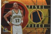 PC 2000-01 Topps Pacers sets