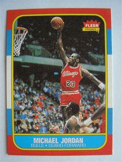 1986 #57 of 132 Fleer Reorint